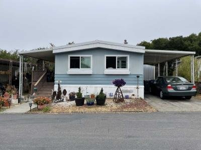 Mobile Home at 100 N. Rodeo Gulch Rd. #146 Soquel, CA 95073