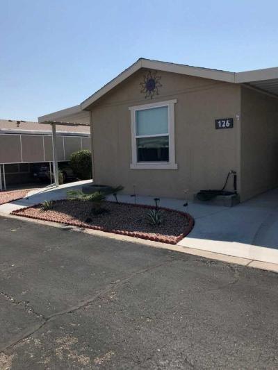 Mobile Home at 11596 W. Sierra Dawn Blvd. Lot 126 Surprise, AZ 85378