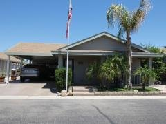 Photo 1 of 18 of home located at 1110 North Henness Rd. #1262 Casa Grande, AZ 85122