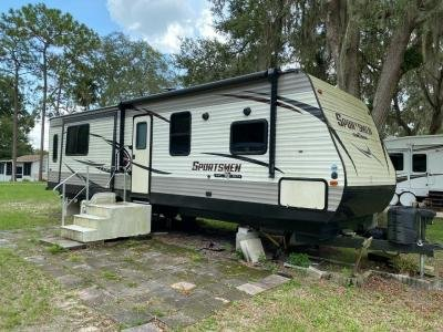 Mobile Home at 5551 SW 18th Terrace 329 Bushnell, FL 33513