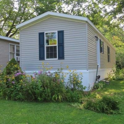 Mobile Home at 63381 41st Lot #2 Paw Paw, MI 49079