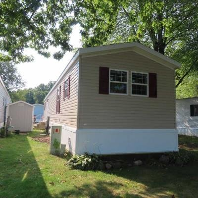 Mobile Home at 63381 41st Lot #9 Paw Paw, MI 49079
