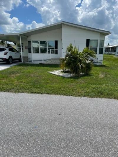 Mobile Home at 6727 Spanish Lakes Blvd Fort Pierce, FL 34951