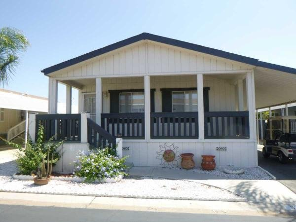Hallmark-Southwest Corp. Mobile Home For Sale