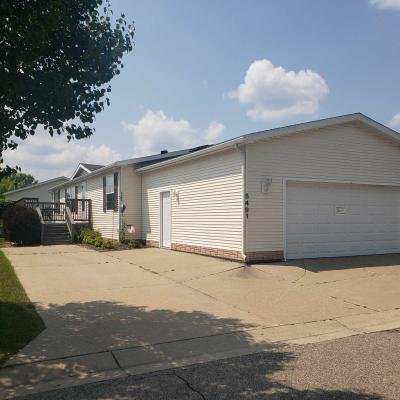 Mobile Home at 5491 Spring Creek Drive Howell, MI 48843