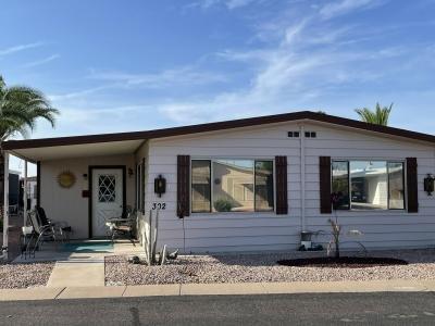 Mobile Home at 3104 E. Broadway, Lot #302 Mesa, AZ 85204