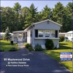 Photo 1 of 7 of home located at 80 Maplewood Drive Halifax, MA 02338