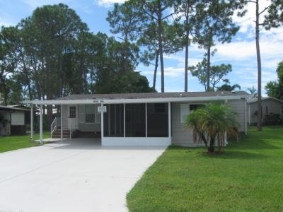 Mobile Home at 19124 Grenelefe Ct.-Site#28H North Fort Myers, FL 33903