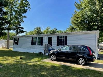 Mobile Home at 14470 Trillium Dr Grand Haven, MI 49417