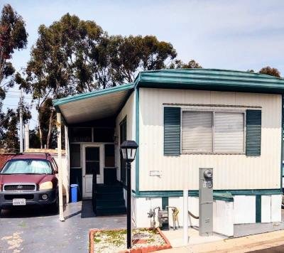 Mobile Home at 731 G. St. Low Rent $710 Chula Vista, CA 91910