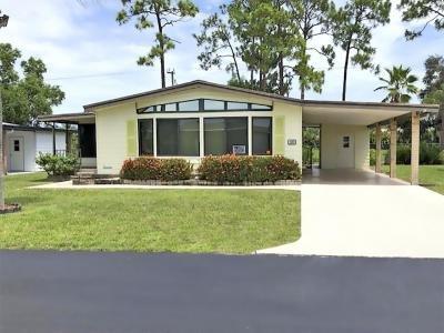 Mobile Home at 11397 N Carolina Dr Bonita Springs, FL 34135