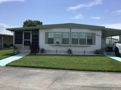 Mobile Home at 14319 Logan Street Hudson, FL 34667