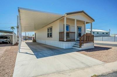 Mobile Home at 10540 E. Apache Trail, #322 Apache Junction, AZ 85120
