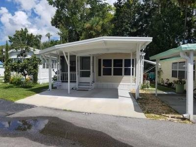 Mobile Home at 138 Travel Park Dr Lot 100 Spring Hill, FL 34607