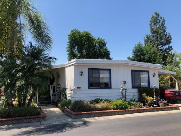 1973 TOWNHOUSE Mobile Home For Sale