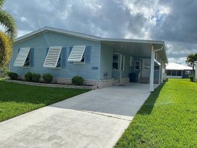 Mobile Home at 6734 Tucan Fort Pierce, FL 34951