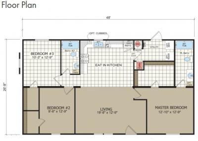 Mobile Home at 4687 White Pine Lot 225 Kalamazoo, MI 49009