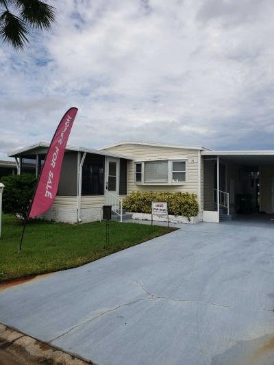 Mobile Home at 51 Westview Court Melbourne, FL 32934
