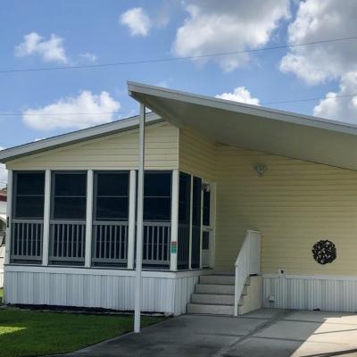 Mobile Home at 406 Cape Ave. Cocoa, FL 32926