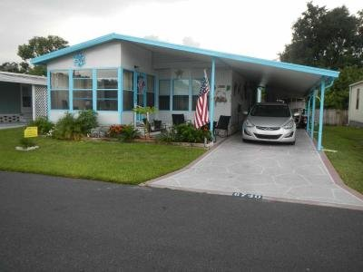 Mobile Home at 6740 Cranberry Drive New Port Richey, FL 34653
