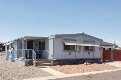 Mobile Home at 2501 W Wickenburg Way 124, Wickenburg, AZ 85390