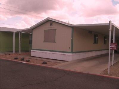 Mobile Home at 2140 E. Michigan Ave.# 2 Phoenix, AZ 85022
