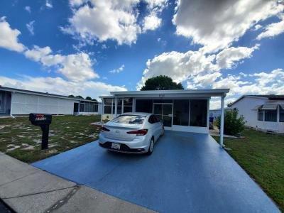 Mobile Home at 8908 Coralwood Dr Hudson, FL 34667