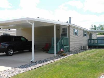 Mobile Home at 1733 Ponderosa Trail Sanford, MI 48657