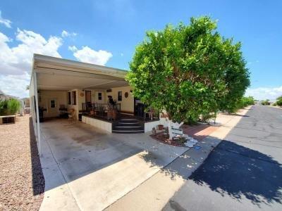 Mobile Home at 8700 E. University Dr. 923 Mesa, AZ 85207