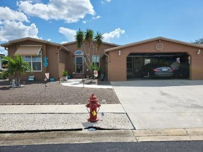Mobile Home at 3531 Hayes Bayou Drive Ruskin, FL 33570