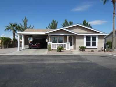Mobile Home at 1110 North Henness Rd. #1128 Casa Grande, AZ 85122
