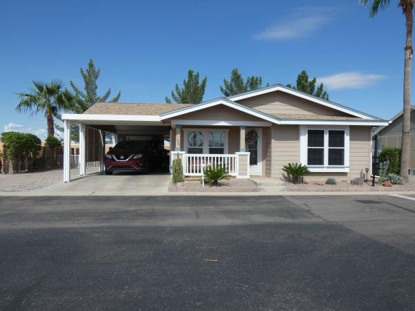 2008 PALM  Mobile Home For Sale
