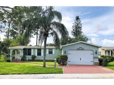 Mobile Home at 1931 Madera Drive North Fort Myers, FL 33903