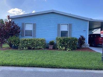 Mobile Home at 824 Pleasantview Drive Auburndale, FL 33823