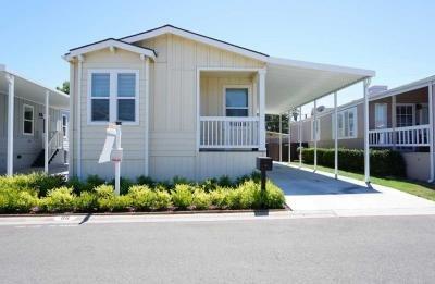 Mobile Home at 1220 Tasman Drive Spc 96 Sunnyvale, CA 94089