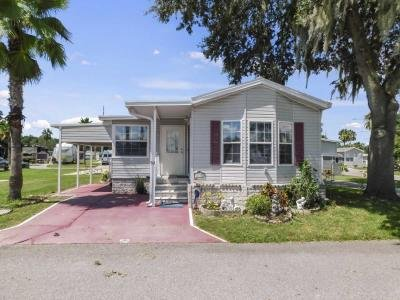 Mobile Home at 41219 Hockey Drive Lot 52 Zephyrhills, FL 33540