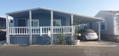 Mobile Home at 1540 E. Trenton Ave. #83 Orange, CA 92867