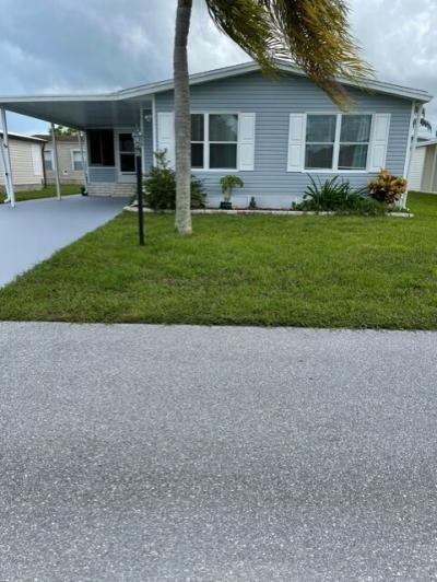 Mobile Home at 13953 Adelfa Fort Pierce, FL 34951