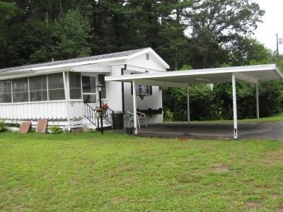 Mobile Home at 72 Farmwood Drive Nashua, NH 03062