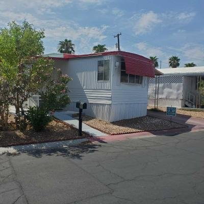 Mobile Home at 1624 Palm St #22 Las Vegas, NV 89104