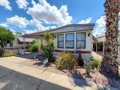 Mobile Home at 8700 E. University Dr. #925 Mesa, AZ 85207