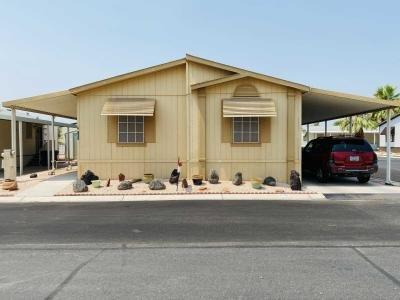 Mobile Home at 5300 E. Desert Inn Rd. Las Vegas, NV 89122