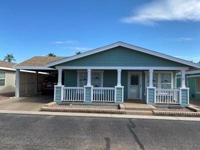 Mobile Home at 1110 North Henness Rd. #1311 Casa Grande, AZ 85122