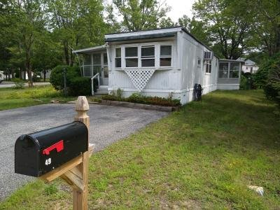 Mobile Home at 49 Fairfield Drive Concord, NH 03301