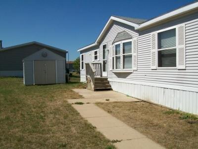 Mobile Home at 8261 Feather Hollow Fenton, MI 48430