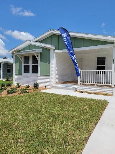 Mobile Home at 176 Longboat Loop Satsuma, FL 32189