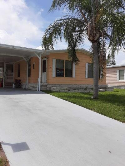 Mobile Home at 57 Vista De Laguna Fort Pierce, FL 34951