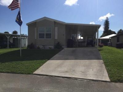 Mobile Home at 12 Grande Vista Way Port Saint Lucie, FL 34952