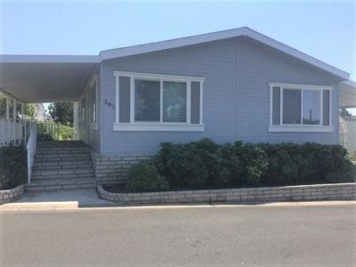 Mobile Home at 24001 Muirlands Blvd. #287 Lake Forest, CA 92630