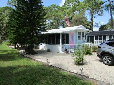 Mobile Home at 1300 N. River Rd., #S25 Venice, FL 34293